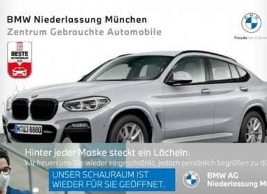 Achat BMW X4 20d Pack M Occasion