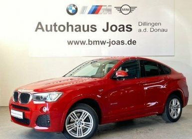 BMW X4 20i Pack M Occasion
