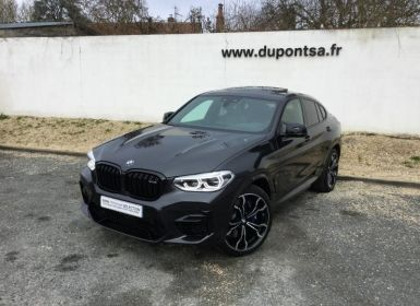 Vente BMW X4 3.0 510ch Compétition BVA8 Occasion