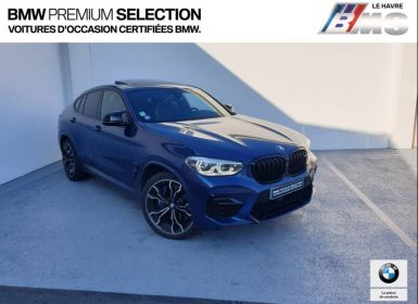 Achat BMW X4 3.0 510ch Compétition BVA8 Occasion