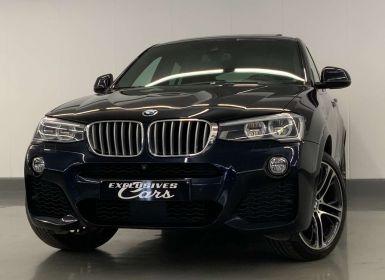 BMW X4 3.0 DAS xDrive35d GPS CAMERA LED RADAR CUIR TO JA Occasion