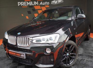 Achat BMW X4 30d xDrive 3.0 d 258 cv PACK M Occasion