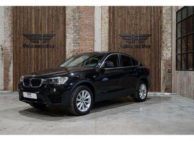 Vente BMW X4 DA - X DRIVE - Navi prof - leder - xenon - TOPDEAL! Occasion