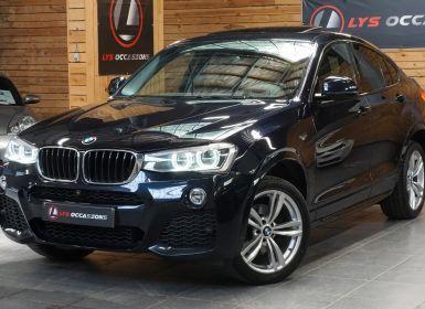 BMW X4 (F26) XDRIVE20D 163CV M SPORT BVA8 Occasion
