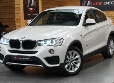 Vente BMW X4 (F26) XDRIVE20D 190 LOUNGE PLUS BVM6 Occasion