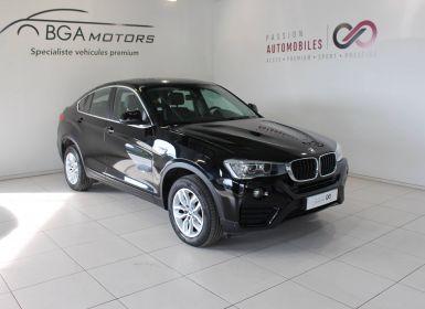 Vente BMW X4 F26 xDrive20d 190ch Lounge Plus A Occasion