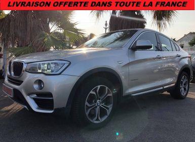 BMW X4 (F26) XDRIVE30DA 258CH XLINE Occasion