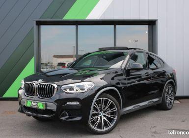 Vente BMW X4 (g02) xdrive20da 190 m sport x Occasion