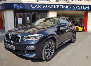 Achat BMW X4 (G02) XDRIVE30IA 252 M SPORT Leasing