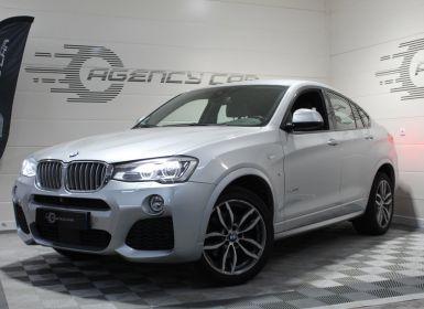 Vente BMW X4 I (F26) xDrive30dA 258ch M Sport Occasion