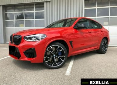Vente BMW X4 M COMPETITION 510 Occasion