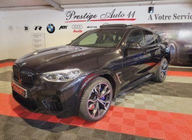 Vente BMW X4 M F98 M 480CH BVA8 Full opt Offre de LOA 990,65 /Mois Occasion