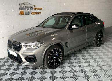 BMW X4 m sport competition 510 cv ais Occasion
