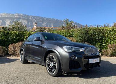 Vente BMW X4 M Sport xDrive 35d 313CH BVA8 xDrive Occasion