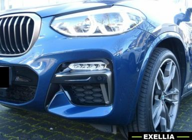 Vente BMW X4 M40d  Occasion