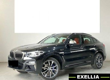 Achat BMW X4 M40d  Occasion