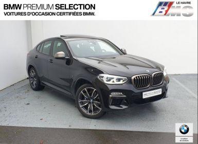 Vente BMW X4 M40dA 326ch Euro6d-T Occasion