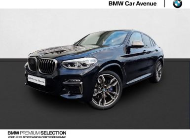 Vente BMW X4 M40dA 326ch Euro6d-T 161g Occasion
