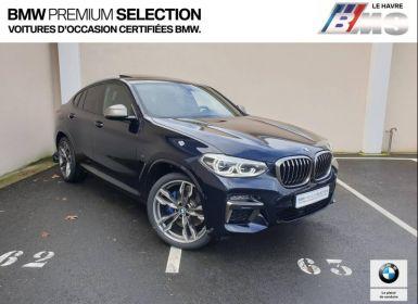 Vente BMW X4 M40iA 354ch Euro6d-T 177g Neuf