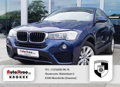 Vente BMW X4 Serie X XDrive20i AUT. NAVI LEDER PDC ALU CRUISE PDC Occasion