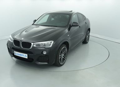 BMW X4 XDRIVE 20d 190 CV M SPORT AUTOMATIQUE Occasion