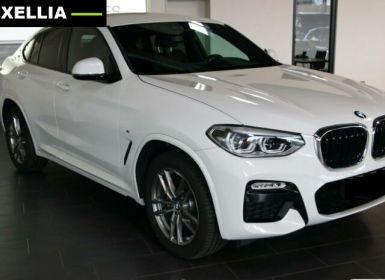 Achat BMW X4 xDrive 20d M Sport  Occasion