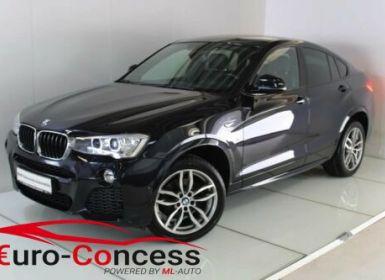 Vente BMW X4 XDrive 20d M-Sport Occasion