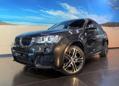 Vente BMW X4 Xdrive 20i 184pk automaat M pack - Leder - Navi - Xenon Occasion
