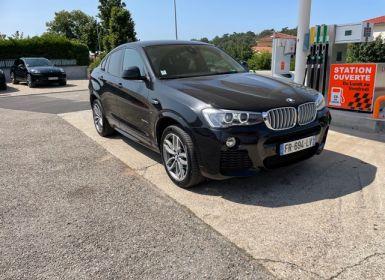 Vente BMW X4 XDrive 30 D 258cv Occasion