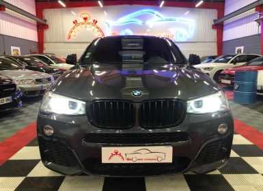 Achat BMW X4 Xdrive 30d Occasion