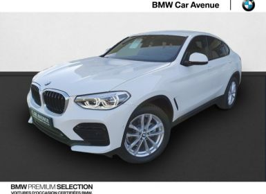 BMW X4 xDrive20d 190ch Business Design Euro6d-T