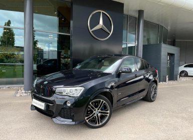 Achat BMW X4 xDrive20d 190ch M Sport Occasion
