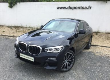 BMW X4 xDrive20d 190ch M Sport Euro6d-T Occasion