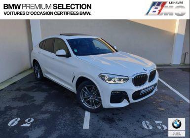Acheter BMW X4 xDrive20d 190ch M Sport Euro6d-T Occasion
