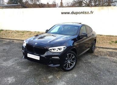 Vente BMW X4 xDrive20d 190ch M Sport Euro6d-T Neuf