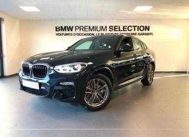 BMW X4 xDrive20d 190ch M Sport Euro6d-T