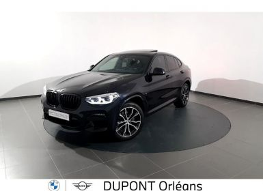 Vente BMW X4 xDrive20d 190ch M Sport Euro6d-T Occasion