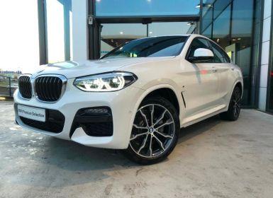 Voiture BMW X4 xDrive20d 190ch M Sport Euro6d-T 131g Neuf