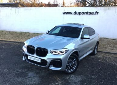 Vente BMW X4 xDrive20d 190ch M Sport Euro6d-T 131g Occasion