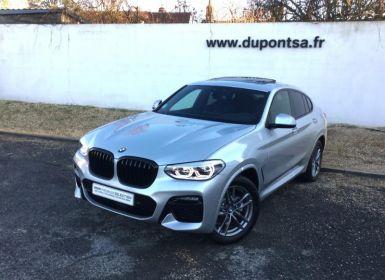 Achat BMW X4 xDrive20d 190ch M Sport Euro6d-T 131g Occasion