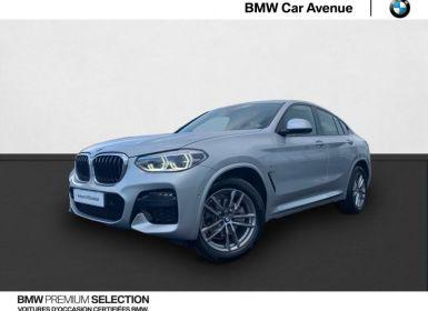 BMW X4 xDrive20d 190ch M Sport Euro6d-T 131g