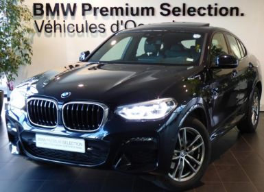 Achat BMW X4 xDrive20d 190ch M Sport Euro6d-T 131g Occasion