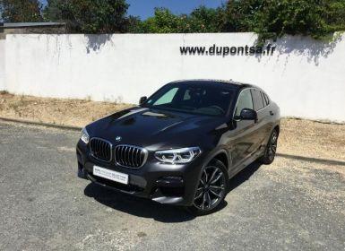 BMW X4 xDrive20d 190ch M Sport X Euro6c Occasion