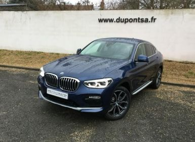 Vente BMW X4 xDrive20d 190ch xLine Euro6d-T Occasion