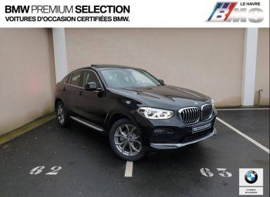 Vente BMW X4 xDrive20d 190ch xLine Euro6d-T Neuf