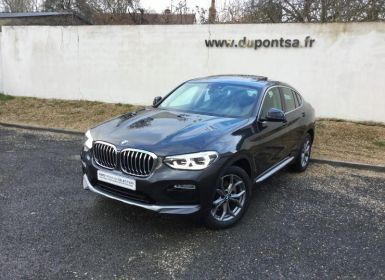 Achat BMW X4 xDrive20d 190ch xLine Euro6d-T Occasion