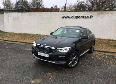 BMW X4 xDrive20d 190ch xLine Euro6d-T Occasion