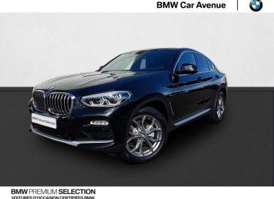 Vente BMW X4 xDrive20d 190ch xLine Euro6d-T 8cv Occasion