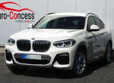 Vente BMW X4 xDrive20d Pack M Occasion