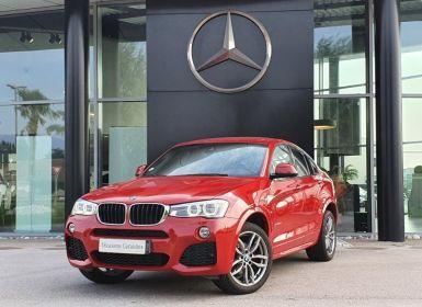 Achat BMW X4 xDrive20dA 190ch M Sport Occasion